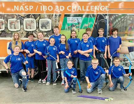 Archery nationals