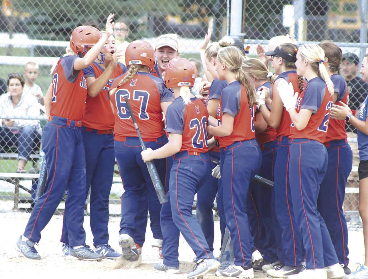 Jesup defeats Woodward-Granger to advance in regional play