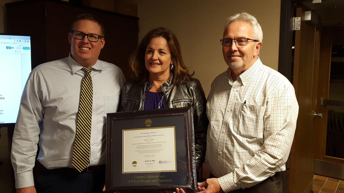 Joan Loew Certification Acceptance