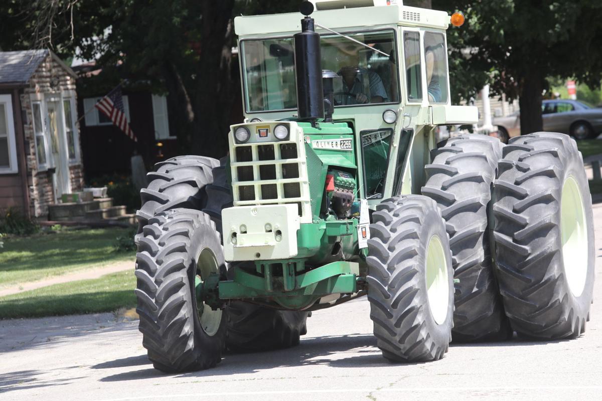 North Iowa Tractor Ride 2