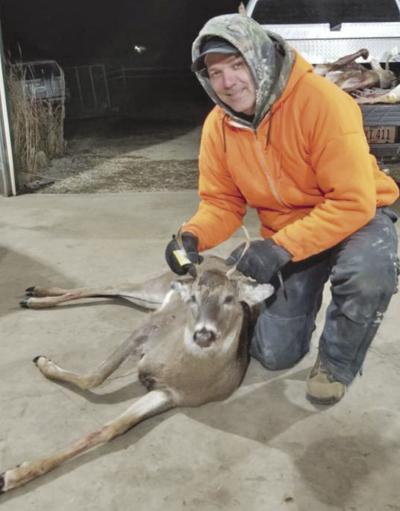First successful buck