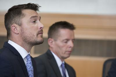 Chris Soules attends sentencing hearing