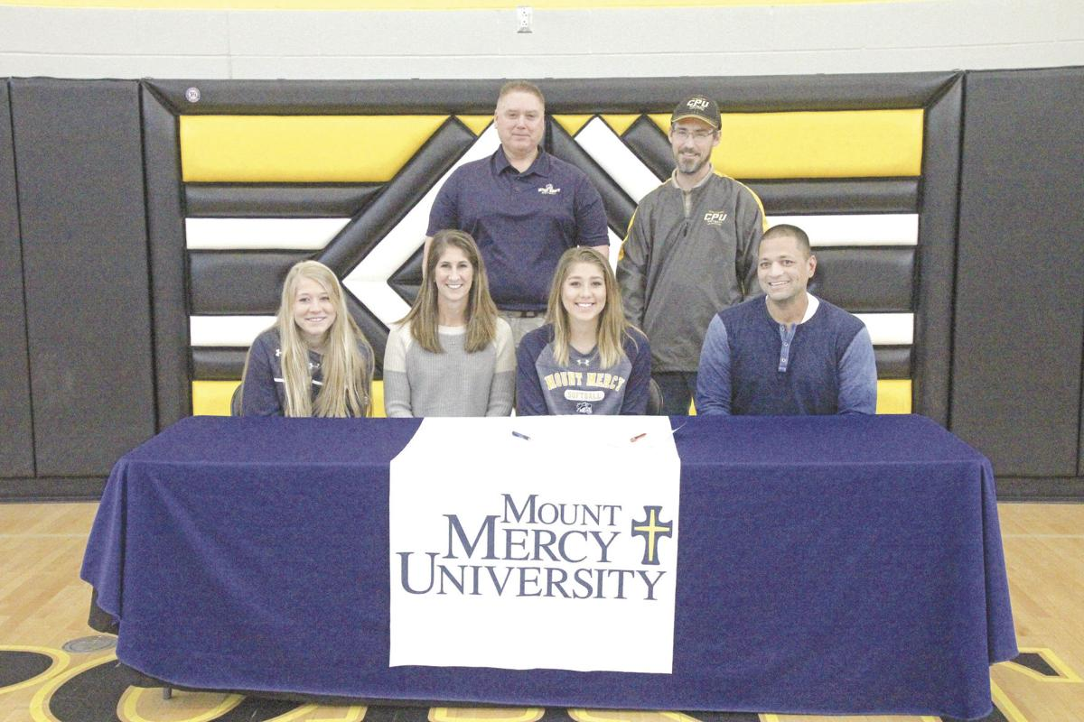 Cpu s megan croghan signs with mount mercy sports for Mount mercy email