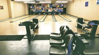 Keystone bowling alley