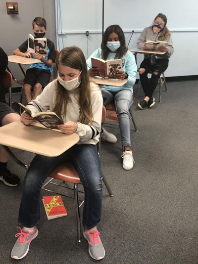 Bobcats reading