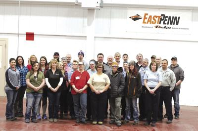 East Penn pushes Oelwein United Way over the top