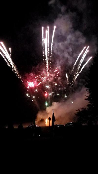 Shellsburg fireworks