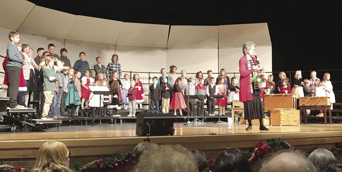 Sacred Heart Christmas Concert
