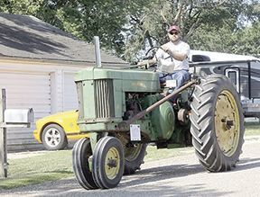 Tractorcade 2 Cory Cheever