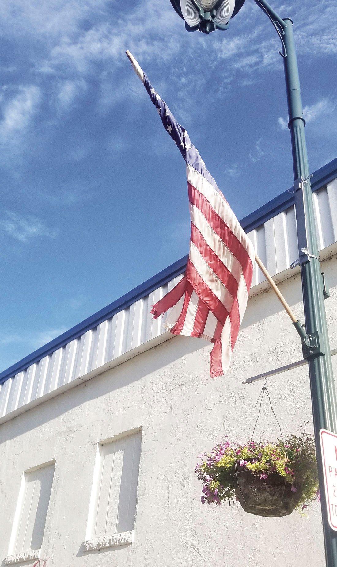 City admonished over flag disrespect