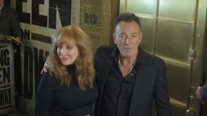 Springsteen kicks off Broadway run