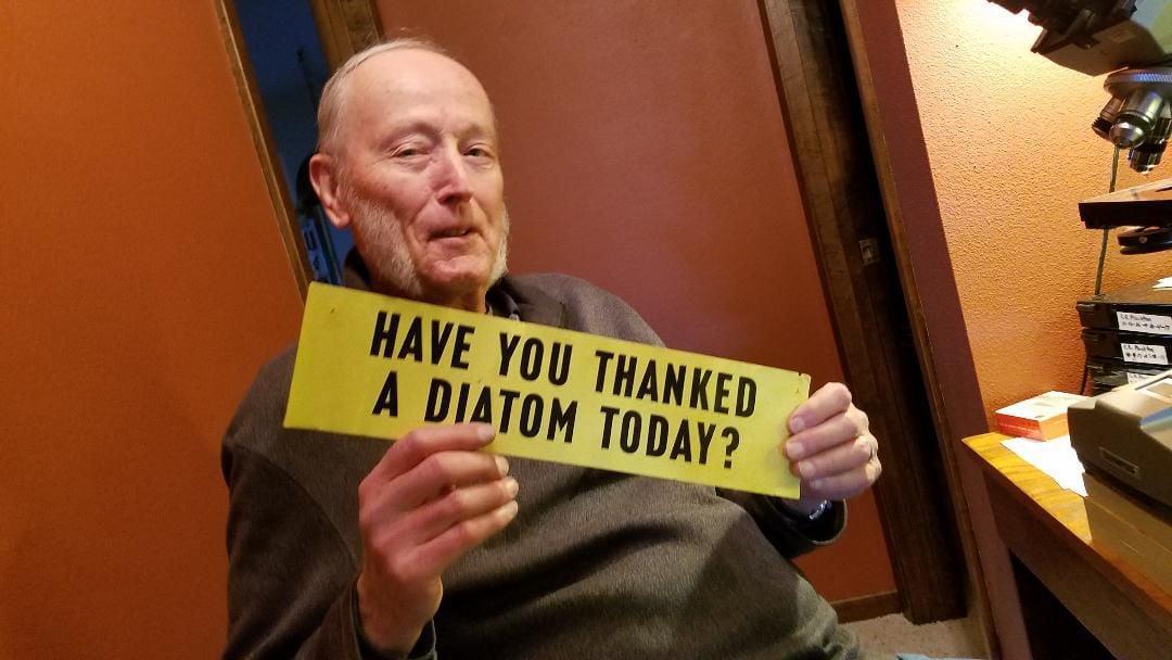 Diatom Thanks