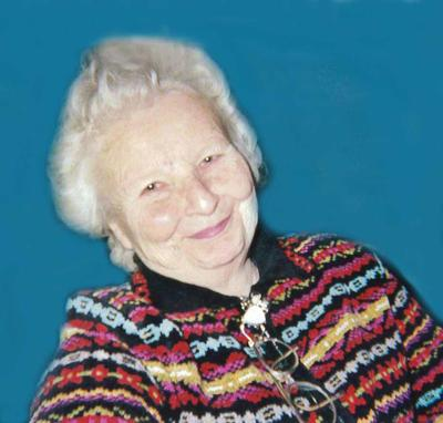 Winifred 'Winnie' Caryl Cain February 29, 1928- February 12, 2020