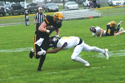 Benton, CPU, and Union open up their football seasons with