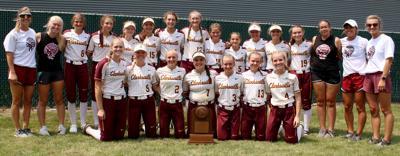 Clarksville softball team