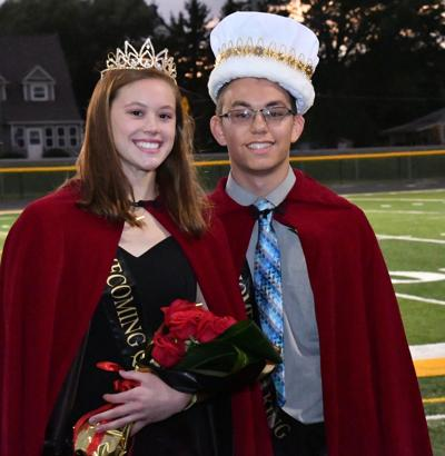 2019 V-S King and Queen