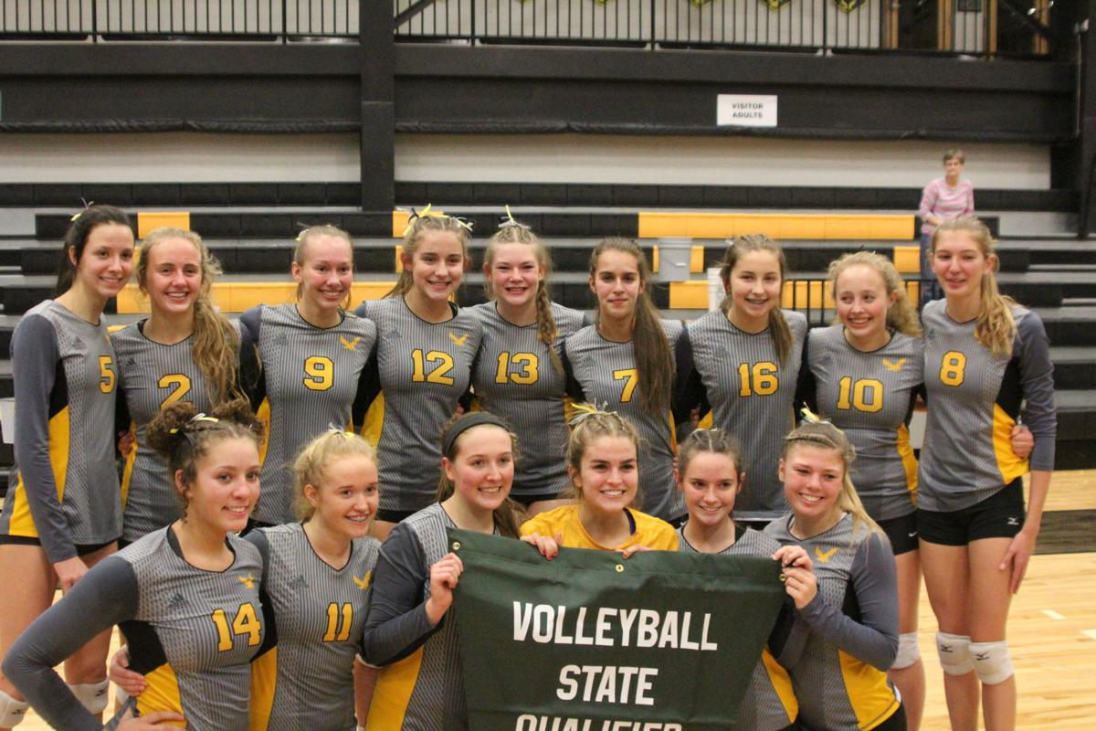 Go-Hawks qualify for state