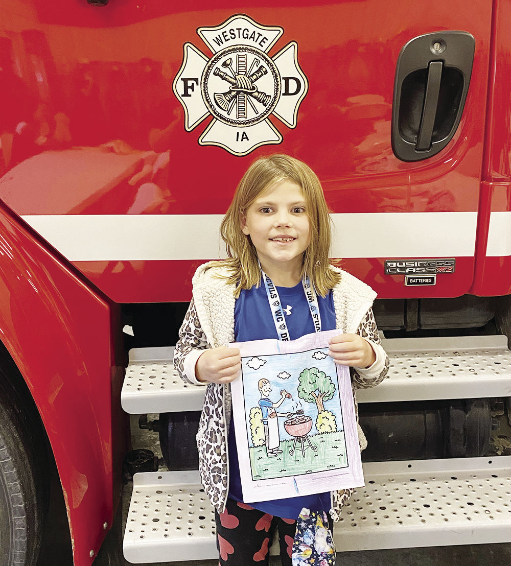 Westgate Fire & Rescue celebrates Fire Prevention Week