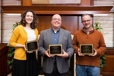 Wartburg recognizes faculty, staff