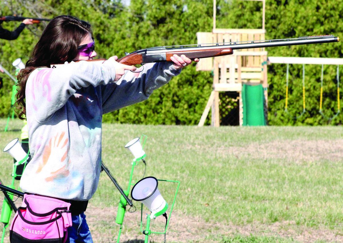 Vinton shellsburg trapshooting opens season sports for Laporte city police