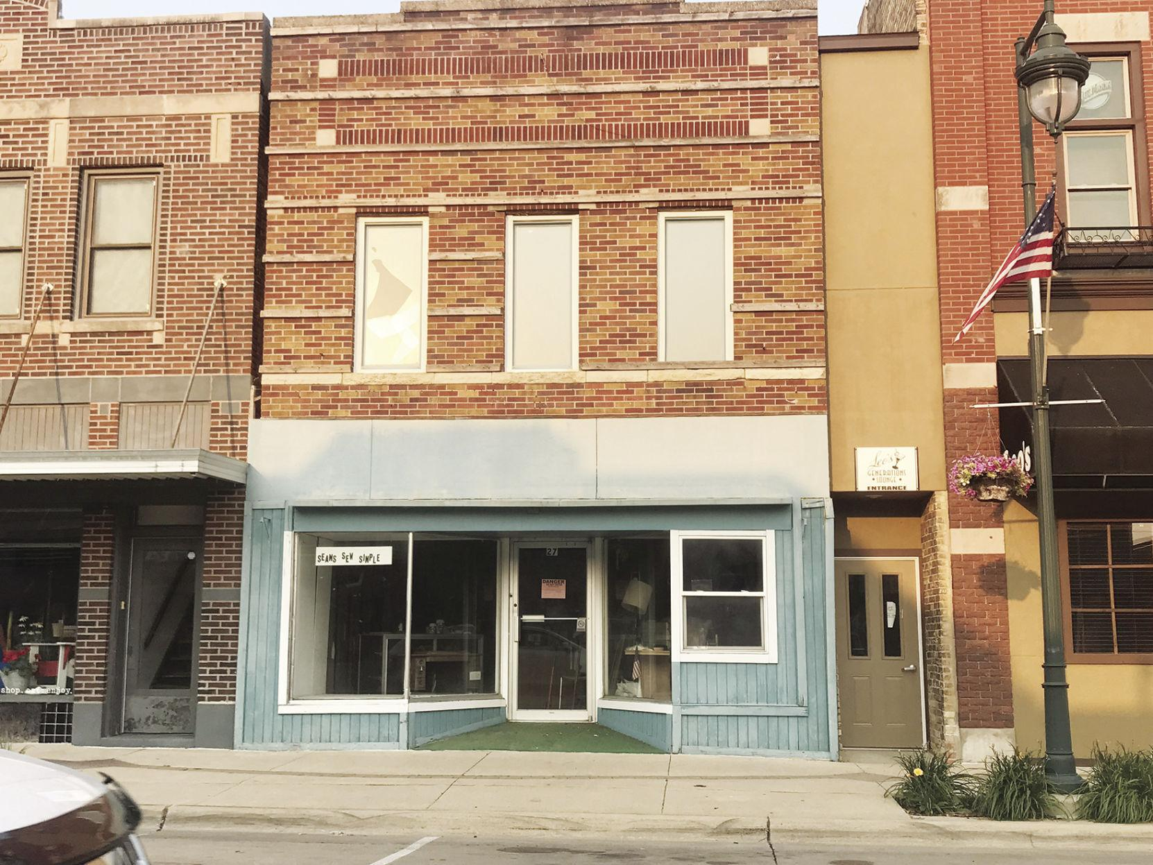 Downtown building condition sparks Council work session discussion