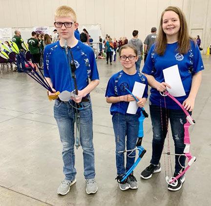 Archery qualifiers