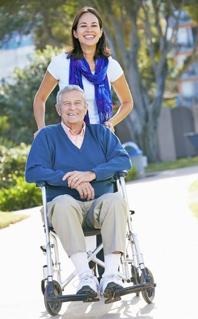 Caregiver online series