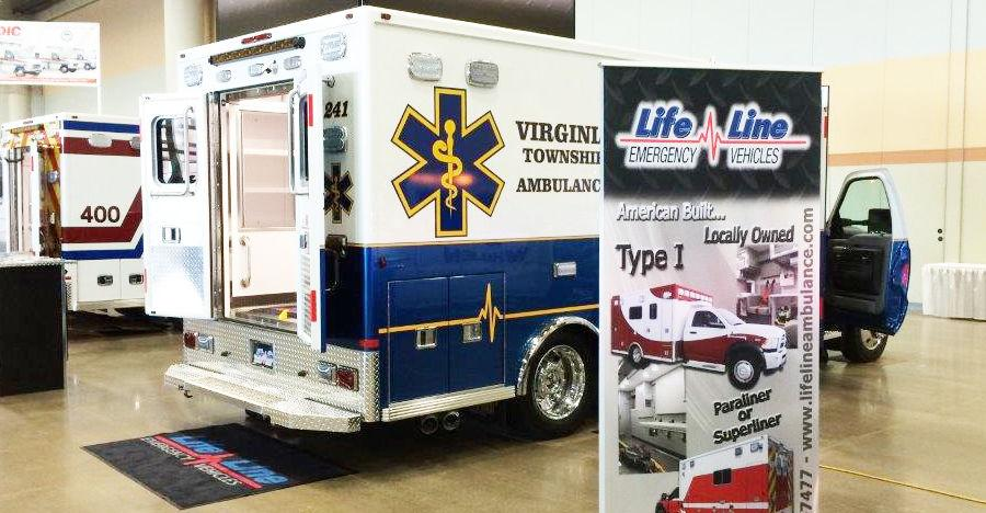 Life Line Emergency Vehicles sold to Folience, Inc.