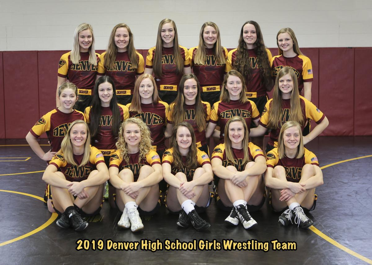Girls state wrestling championships come to Waverly-Shell Rock