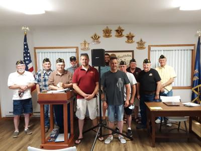 New American Legion speakers