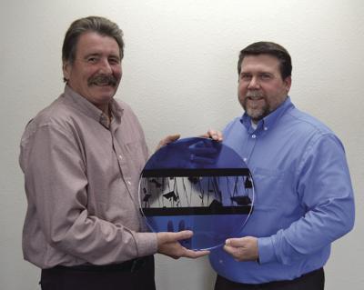 NREDA award to Whalen