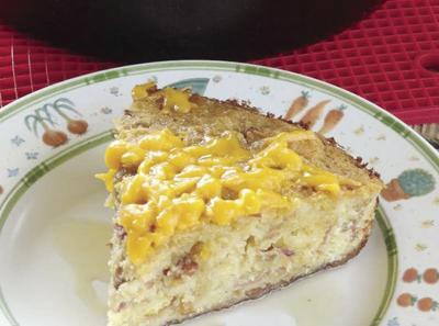 bacon apple breakfast