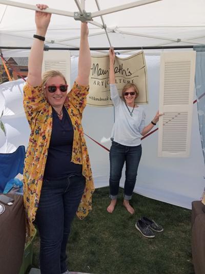 Waverly Art Walk '21 brings back joy of creativity and humanity