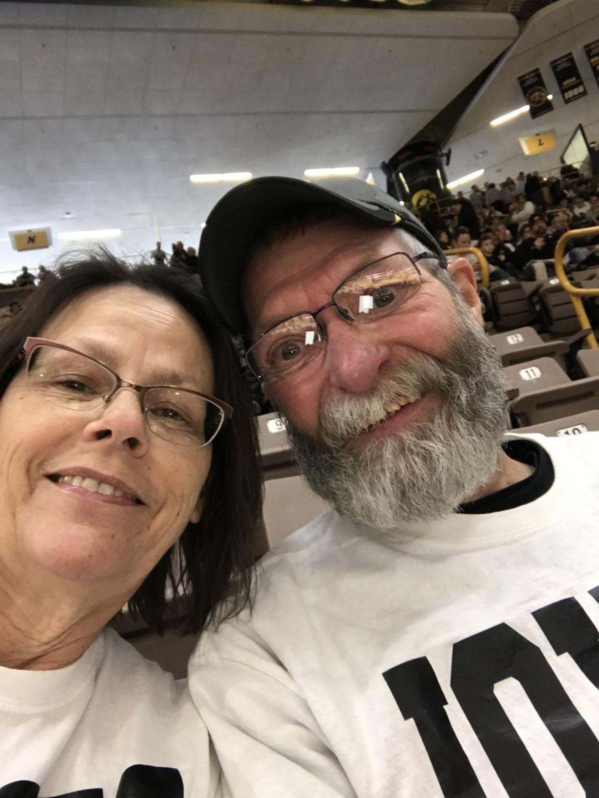 Judy and Roger Weston