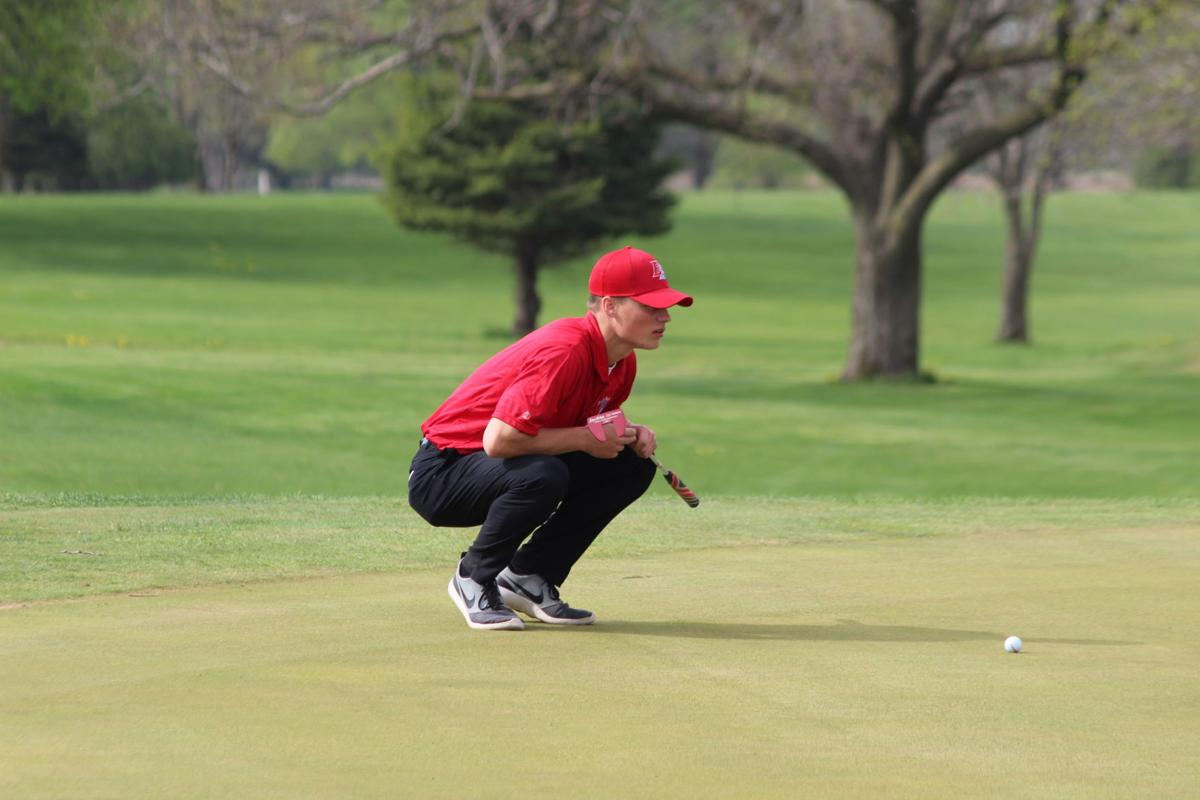 EB boys golf Keaton Kelly 050521