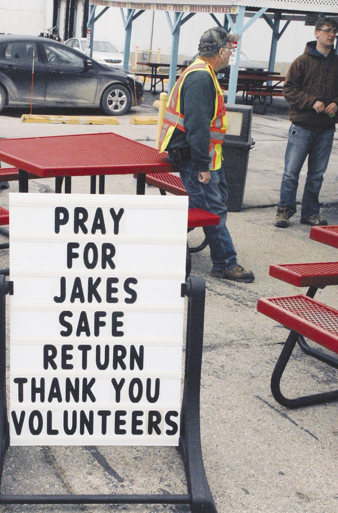 Pray for Jake