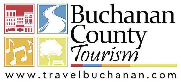 Buchanan County Tourism  logo