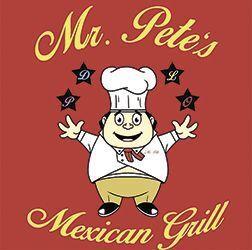 Mr. Pete's logo