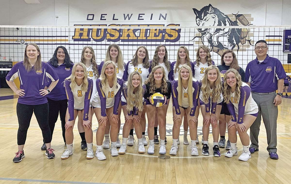 Volleyball Oelwein Wins First 2 Matches Of Season Oelwein Daily Register Communitynewspapergroup Com