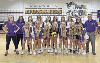 2020 Oelwein Varsity Volleyball