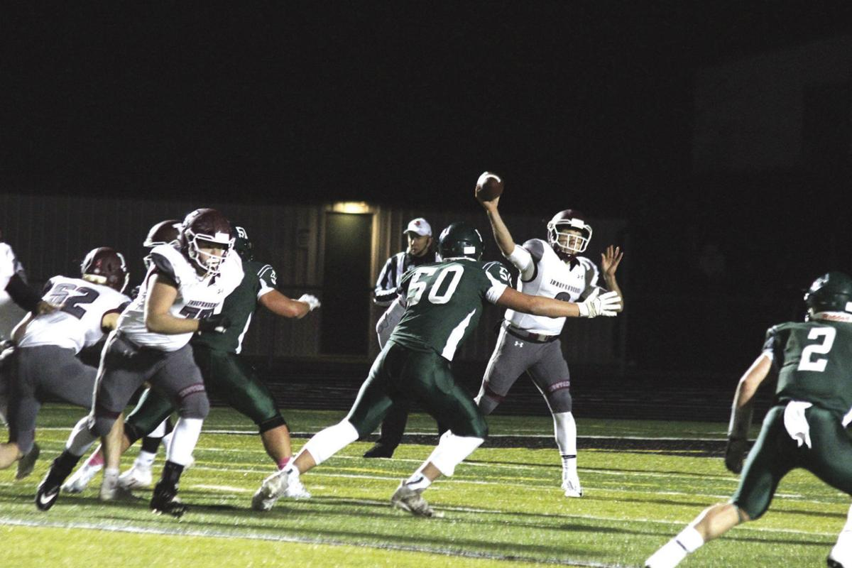 Mustang seniors leave their mark in Independence football history