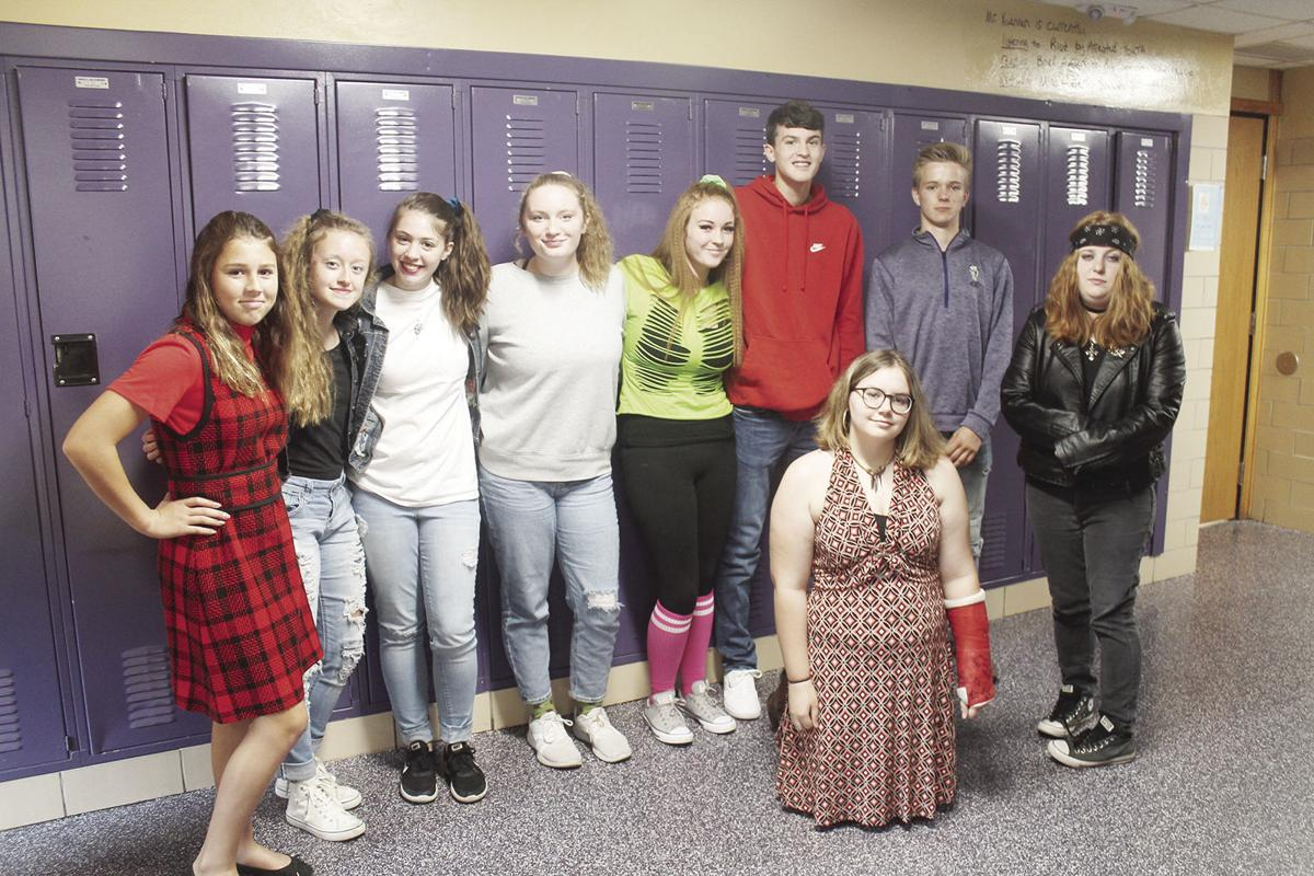Homecoming Decades Day