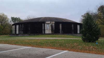 Old WPC dome