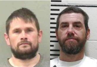 Arrested for burglaries