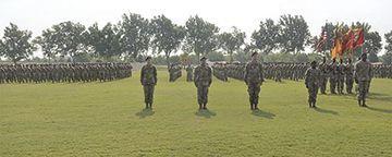 Pvt Kate Crawford Guard Graduation