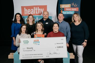 Healthy Hometown award