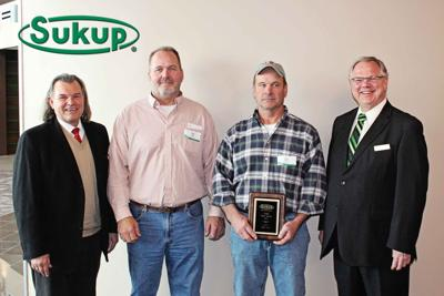 AJK LLC honored by Sukup Manufacturing Co  | Features