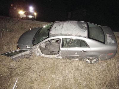 Thompson accident