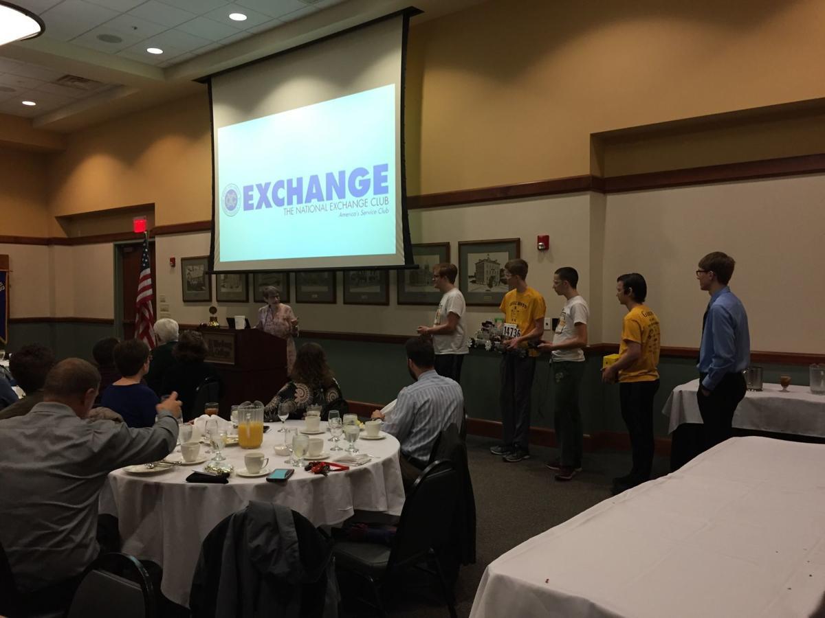 Exchange 1