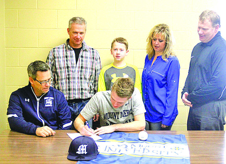 Vinton shellsburg s tyler rippel signs with mount mercy for Mount mercy email